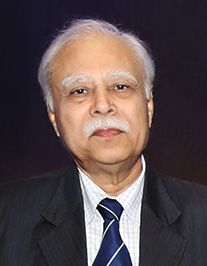 Dr. Chandra P. Sharma